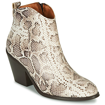 Shoes Women Ankle boots Fericelli LISA Multicolour