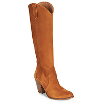 Shoes Women Boots Fericelli LUNIPIOLLE Camel
