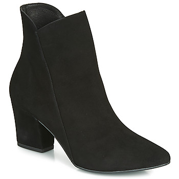 Shoes Women Ankle boots Fericelli JORDENONE Black