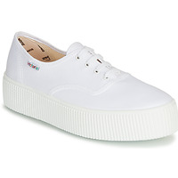 Shoes Women Low top trainers Victoria 1915 DOBLE LONA White