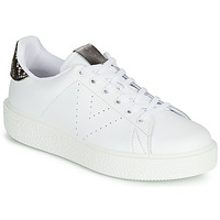 Shoes Women Low top trainers Victoria UTOPIA RELIEVE PIEL White
