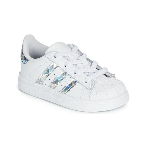 adidas Originals SUPERSTAR EL I White