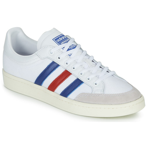 cúbico antiguo aburrido  adidas Originals AMERICANA LOW White / Blue / Red - Fast delivery | Spartoo  Europe ! - Shoes Low top trainers 79,95 €