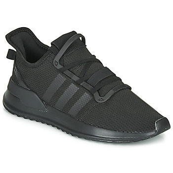 Shoes Men Low top trainers adidas Originals U_PATH RUN Black