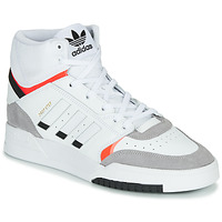 Shoes Men High top trainers adidas Originals DROP STEP White / Beige