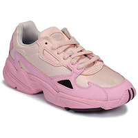 Shoes Women Low top trainers adidas Originals FALCON W Pink