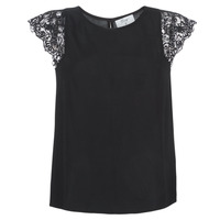 material Women Blouses Betty London LONDON Black