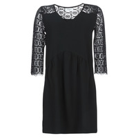 material Women Short Dresses Betty London LUUNA Black