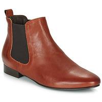 Shoes Women Mid boots Betty London HYBA Cognac