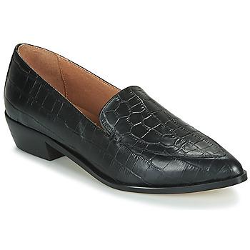 Shoes Women Loafers Betty London LETTIE Black