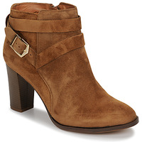 Shoes Women Ankle boots Betty London LIESE Brown