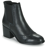 Shoes Women Ankle boots Betty London LARISSA Black
