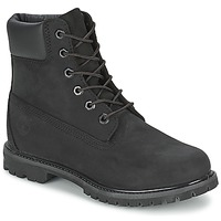 Shoes Women Mid boots Timberland 6IN PREMIUM BOOT - W Black