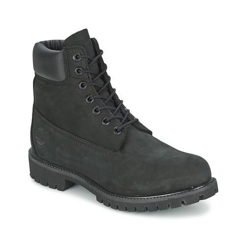 Shoes Men Mid boots Timberland 6IN PREMIUM BOOT Black