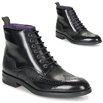 Shoes Men Mid boots Ted Baker TWREHS Black