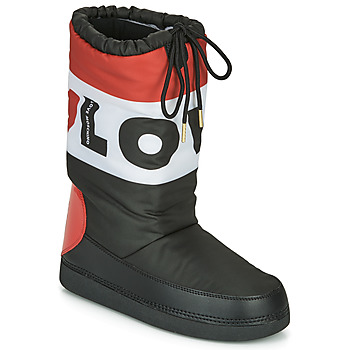 Shoes Women Snow boots Love Moschino JA2415 Black / Red