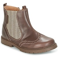 Shoes Children Mid boots Start Rite DIGBY Brown