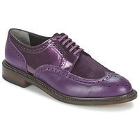 Shoes Women Derby shoes Robert Clergerie ROEL Violet