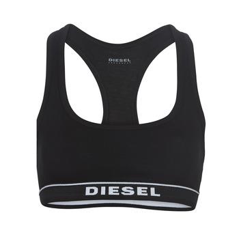 Underwear Women Sports bras Diesel MILEY Black