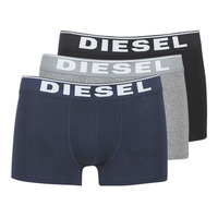 Underwear Men Boxer shorts Diesel DAMIEN Grey / Marine / Black