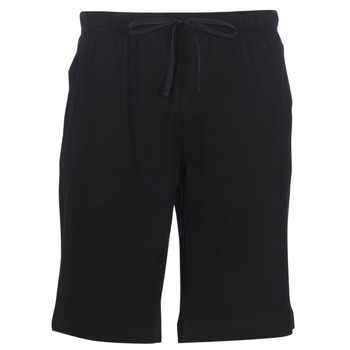 material Men Shorts / Bermudas Polo Ralph Lauren SLEEP SHORT-SHORT-SLEEP BOTTOM Black
