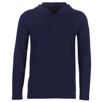 material Men sweaters Polo Ralph Lauren L/S HOODIE-HOODIE-SLEEP TOP Marine