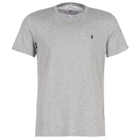 material Men short-sleeved t-shirts Ralph Lauren S/S CREW-CREW-SLEEP TOP Grey
