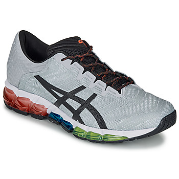 Shoes Men Low top trainers Asics GEL-QUANTUM 360 5 JCQ Grey / Multicolour