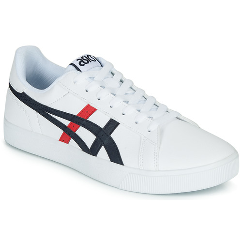 Shoes Men Low top trainers Asics CLASSIC CT White / Marine / Red