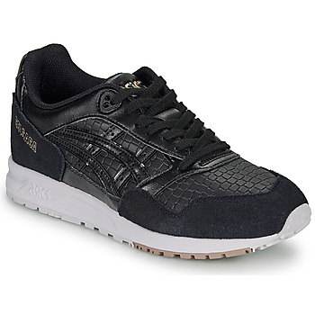 Shoes Women Low top trainers Asics GELSAGA Black