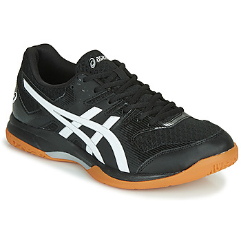Shoes Men Indoor sports trainers Asics GEL-ROCKET 9 Black / White