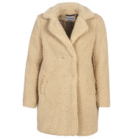 material Women coats Noisy May NMGABI Beige