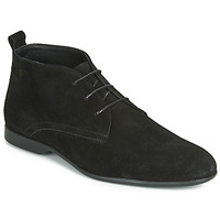 Shoes Men Mid boots Carlington EONARD Black