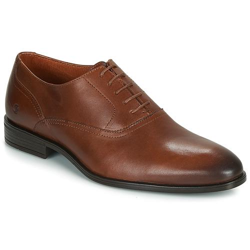 Shoes Men Brogue shoes Carlington LUDIVIEN Cognac