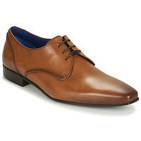 Shoes Men Derby shoes Azzaro DORE Cognac