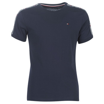 material Men short-sleeved t-shirts Tommy Hilfiger AUTHENTIC-UM0UM00562 Marine