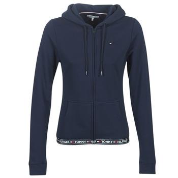 material Women sweaters Tommy Hilfiger AUTHENTIC-UW0UW00582 Marine