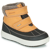 Shoes Boy Mid boots Primigi PEPYS GORE-TEX Honey