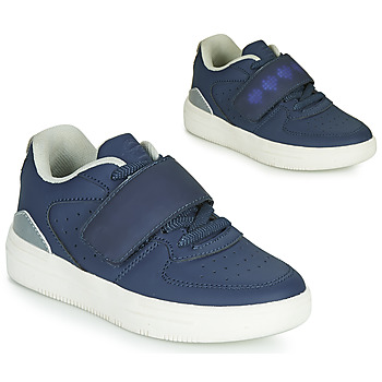 Shoes Children Low top trainers Primigi INFINITY LIGHTS Blue