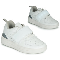 Shoes Children Low top trainers Primigi INFINITY LIGHTS White