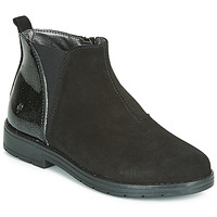 Shoes Girl Mid boots Primigi FANTASY ROYAL Black
