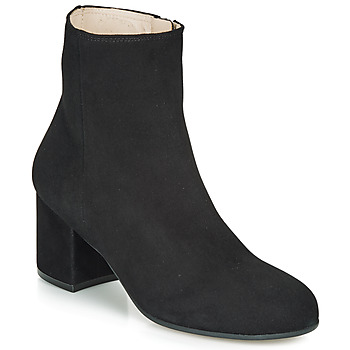 Shoes Women Ankle boots Ippon Vintage NEXT DAY Black