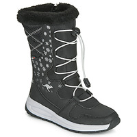 Shoes Women Snow boots Kangaroos K-GLAZE RTX Black / Grey