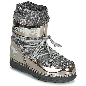 Shoes Women Snow boots Kangaroos K-MOON Grey