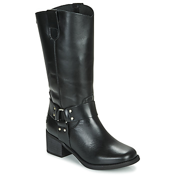Shoes Women Boots Musse & Cloud AUSTIN Black