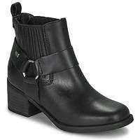 Shoes Women Ankle boots Musse & Cloud ARLING Black