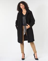 material Women coats Le Temps des Cerises DOLL Black
