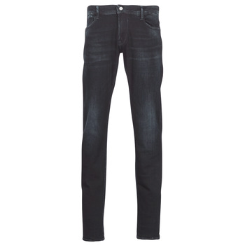 material Men straight jeans Le Temps des Cerises 812 BASIC Blue / Dark