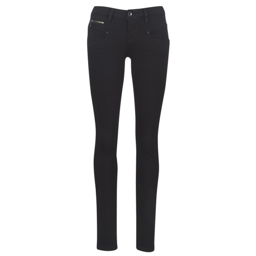 material Women slim jeans Freeman T.Porter ALEXA SLIM S-SDM Black