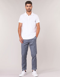 material Men chinos Selected SLHSLIM Grey